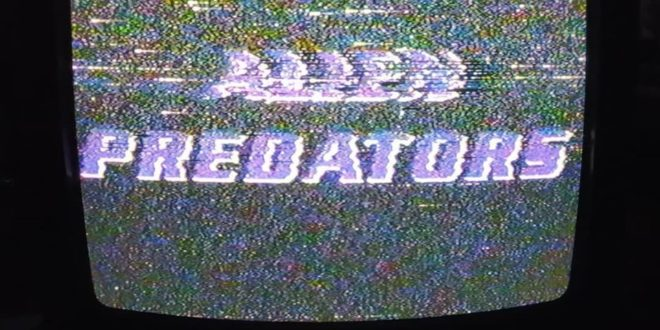 VHS Happen: Alien Predators